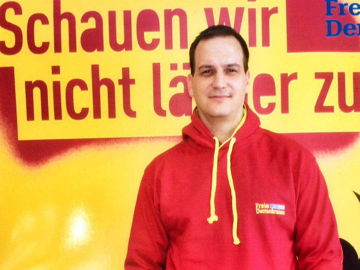 Nico Rose - Bundesparteitag - FDP