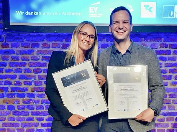 Nico Rose | Deutscher Personalwirtschaftspreis