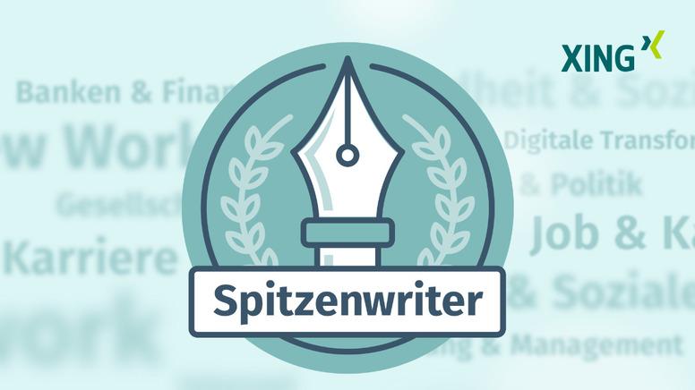 Nico Rose | XING Spitzenwriter