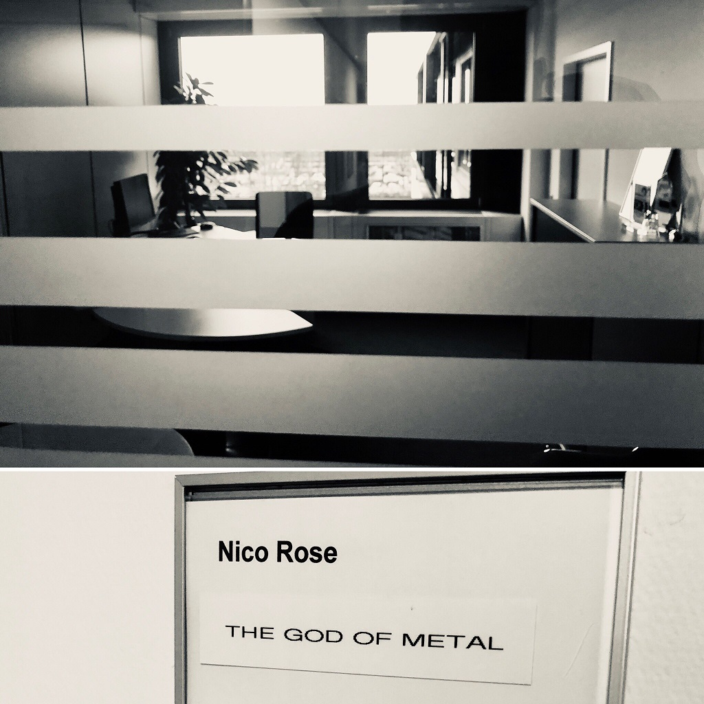 Nico Rose | God of Metal