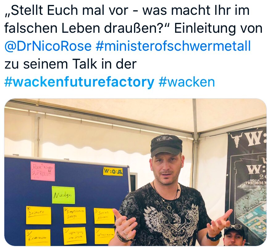 Nico Rose | Wacken Open Air