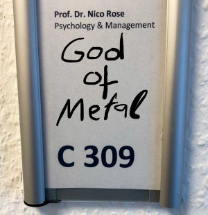 Nico Rose | ISM | Heavy Metal