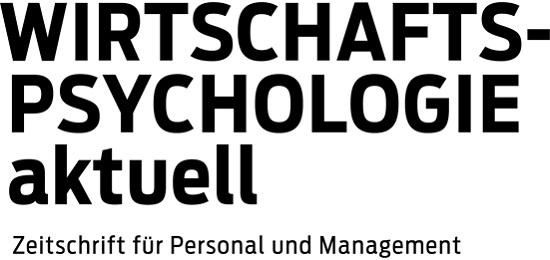 Wirtschaftspsychologie Aktuell | Logo