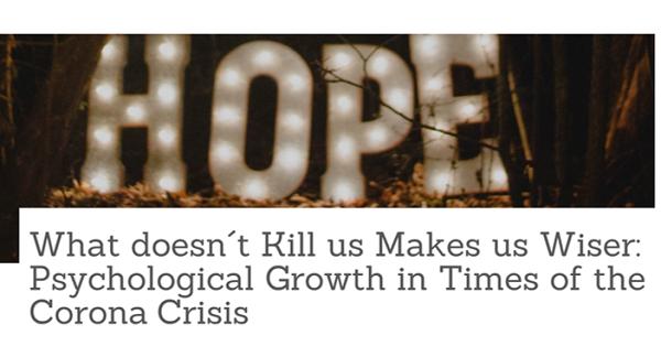 Nico Rose | Posttraumatisches Wachstum