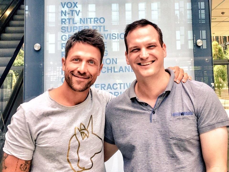 Nico Rose   VIPs   Florian Ambrosius