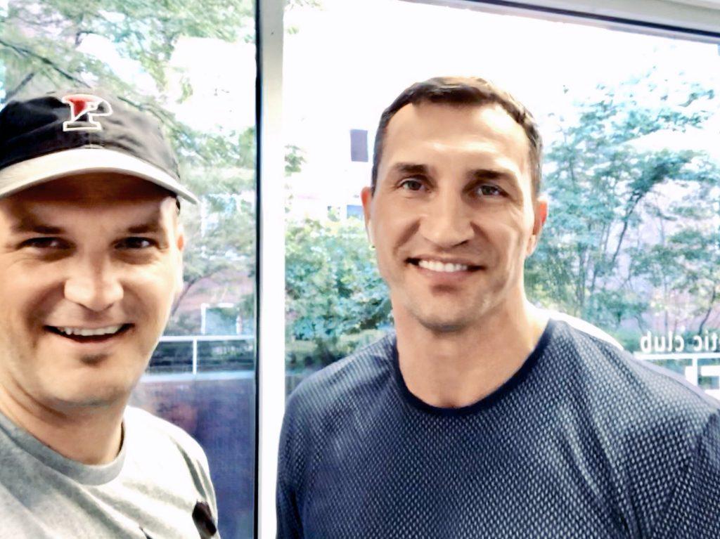Nico Rose   VIPS   Wladimir Klitschko