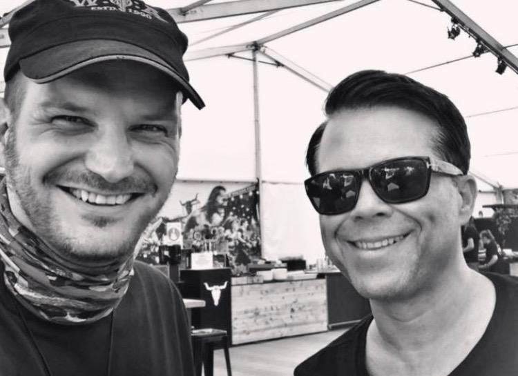 Nico Rose   VIPs   Markus Kavka