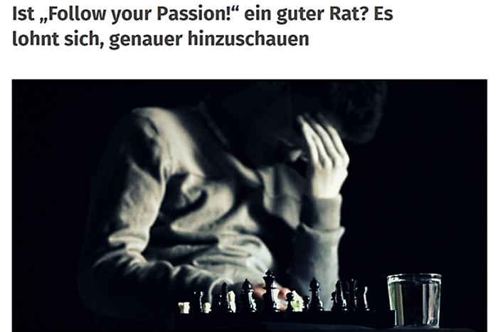 Nico Rose | XING | Passion