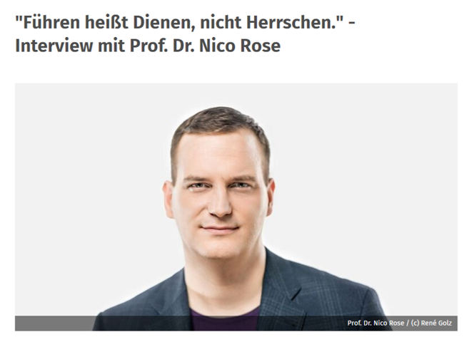 Nico Rose | Bernd Slaghuis | Interview