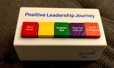 Positive Leadership Journey | DEW21