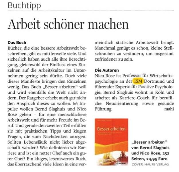 Besser arbeiten | Hamburger MorgenPost