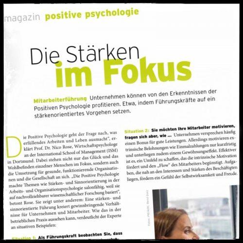 Nico Rose | Vigo | Positive Psychologie