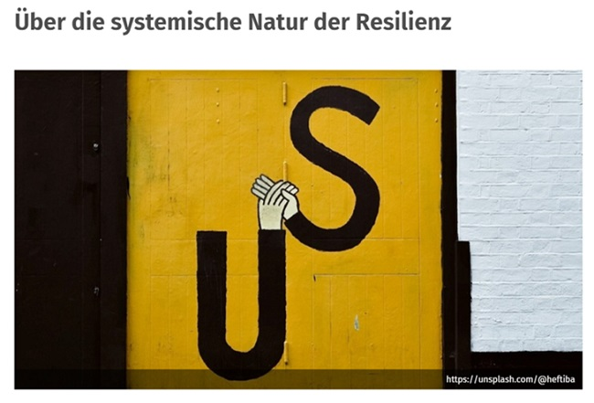 Nico Rose | XING | Resilienz