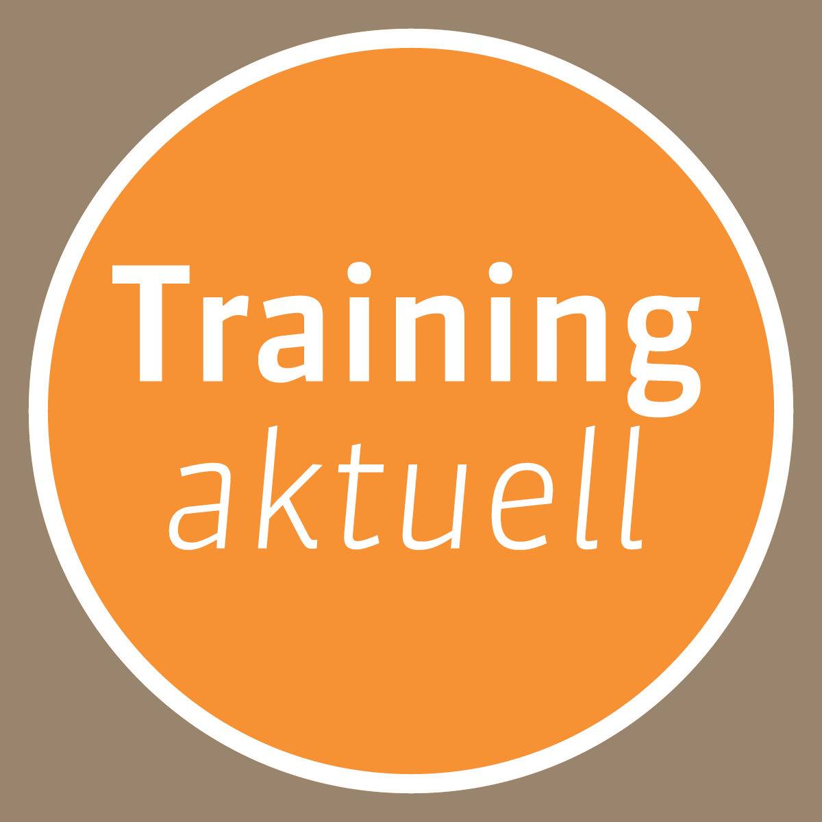 Training Aktuell | Logo