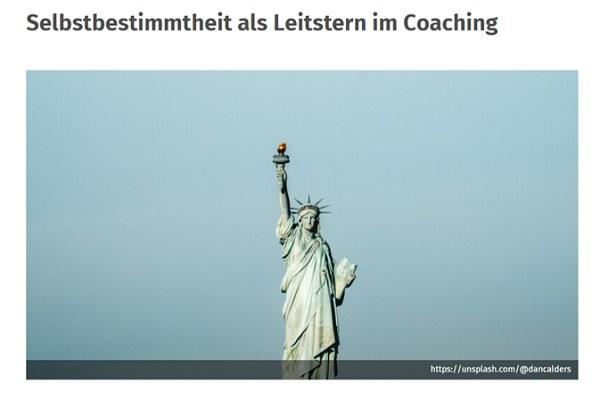 Selbstbestimmung im Coaching