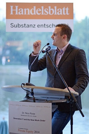 Dr. Nico Rose - Handelsblatt Jahrestagung Private Equity