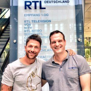 Nico Rose und Florian Ambrosius