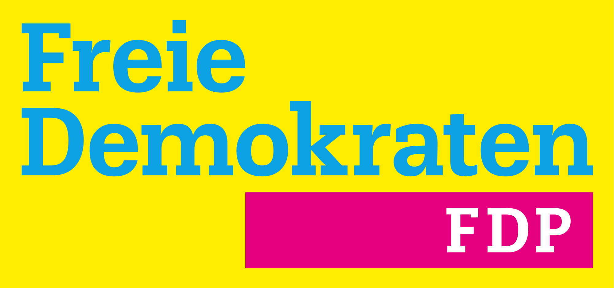 Freie Demokraten - Logo