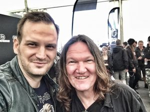 Nico Rose | Thomas Jensen | Wacken 2017