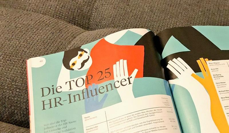 Nico Rose | 25 Top HR Influencer