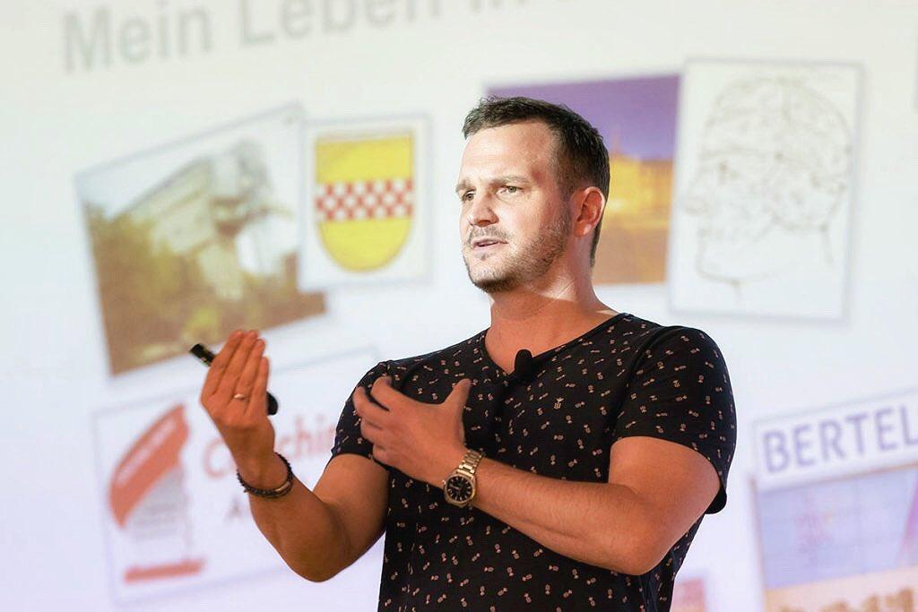 Nico Rose | Keynote Speaker | Personalmanagementkongress 2018
